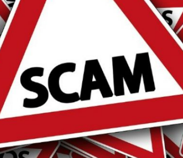 Area sheriff advises residents of possible scam