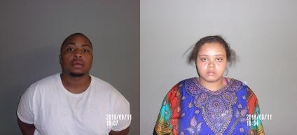 Two people charged after Ray County traffic stop