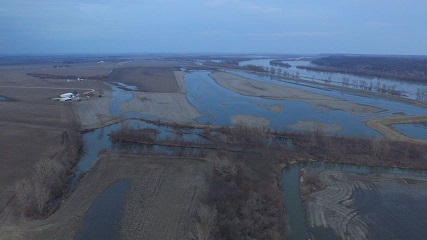 Government ordered to pay landowners on lower Missouri River