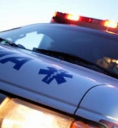 Passenger badly injured in I-70 crash