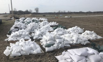 Sandbaggers appeal for help with efforts to maintain available stockpile