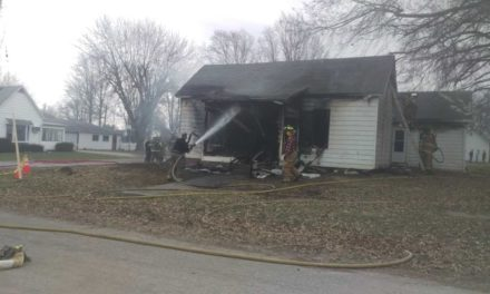 BREAKING NEWS: Fire in Corder confirmed, multiple departments dispatched to control blaze