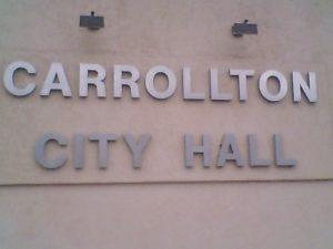 Carrollton city officials accept street project bid
