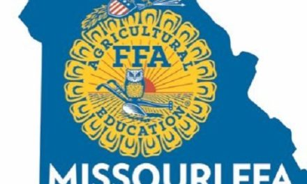 KMZU celebrates FFA students who attended the national convention and expo