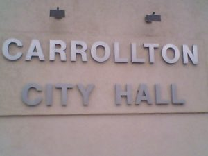 Problems proliferated by rainfall discussed by Carrollton Council