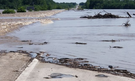 Highway 65 at Chillicothe may open Monday officials say