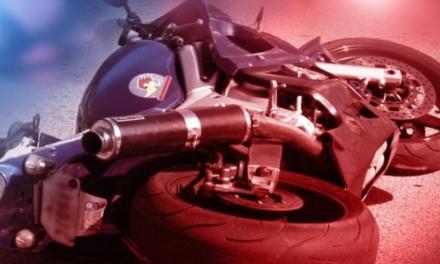 Motorcycle driver badly injured north of Savannah