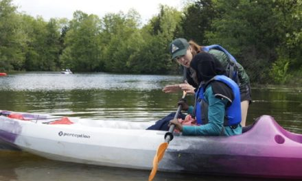 Free kayak clinic in Columbia hosted by MDC