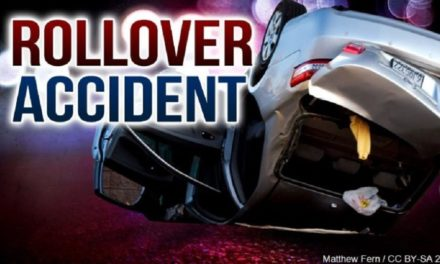Rollover crash injures Downing woman