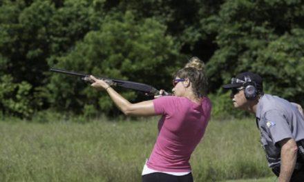 MDC hosts women's beginning shooting clinics in Kirksville