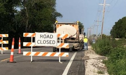 Missouri road crews assessing Route 10 in Carroll County