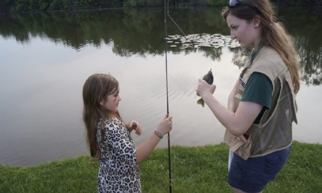 Free fishing classes in Columbia hosted by MDC
