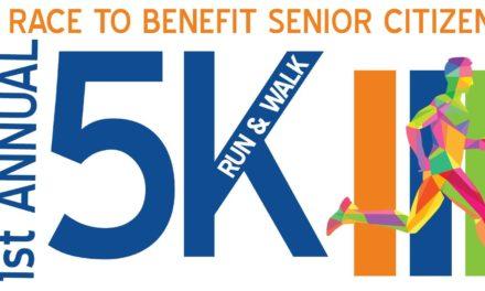 Local 5k will benefit senior citizens