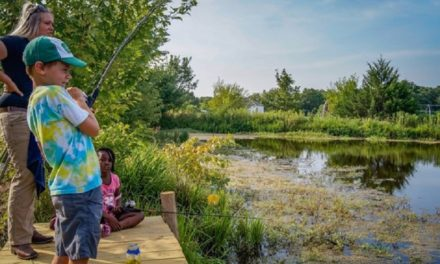 Family fishing clinic in Columbia set for September 11
