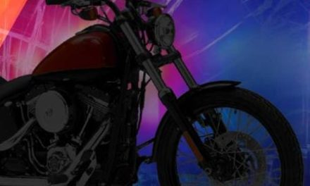 Two badly hurt during motorcycle overturn near Polo