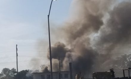 BREAKING NEWS: Major fire reported in Chillicothe