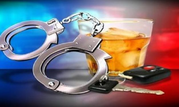 Boonville man arrested Sunday for DWI, resulting in an accident