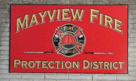 Local community rallies to honor fallen Mayview Firefighter Jeff Sanders