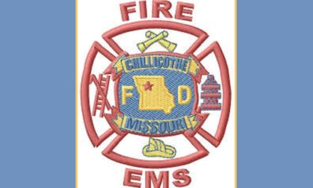 Chillicothe Fire Department extinguishes structure fire Monday morning