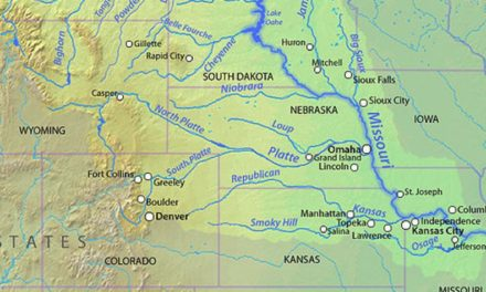 Missouri River runoff this year may tie record