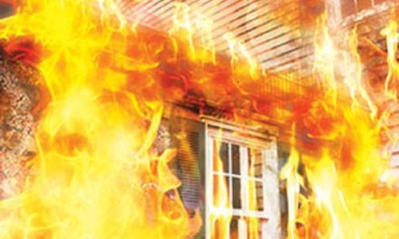 Residential fire risks during weather change enumerated by Fire Marshal