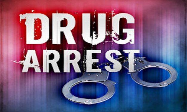 Gladstone man arrested on felony drug charges Sunday night