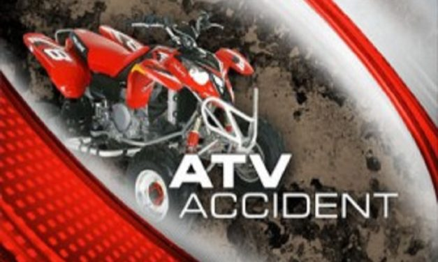 Johnson County man injured in ATV accident Thursday afternoon
