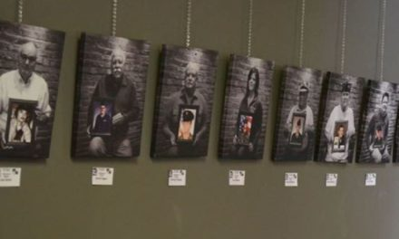 Month long art exhibit gifted to featured veterans
