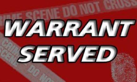 Randolph County authorities serve multiple warrants to Jacksonville, Missouri, man