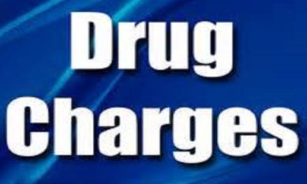 Fulton man charged with 10 felony drug counts
