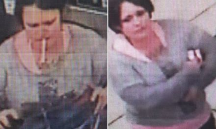 Person of interest wanted in Cameron stealing investigation