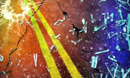 Richmond utility pole broken in accident