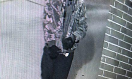 Boonville Police seeking public assistance in identifying burglar
