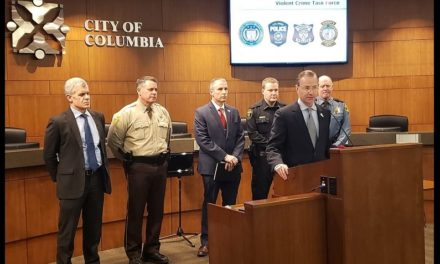 Columbia Police Department teams up with nearby agencies to limit violent crime