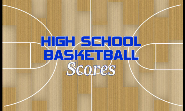 1-7-20 High School Basketball Scoreboard