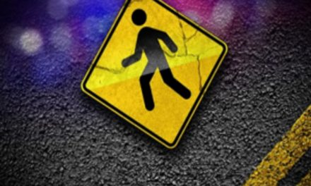Truck strikes three pedestrians in Camden County