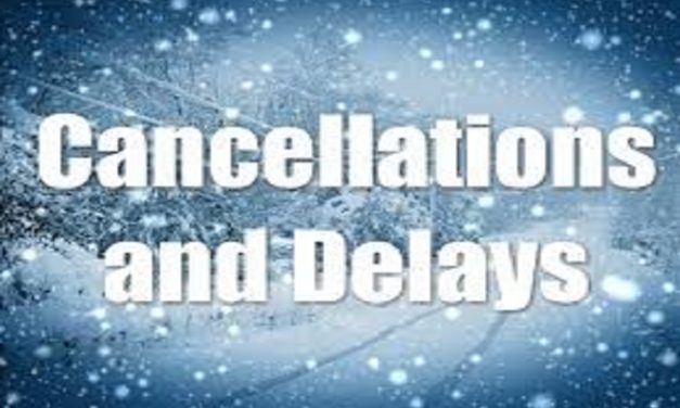 Closings, cancellations and delays for Thursday, February 18