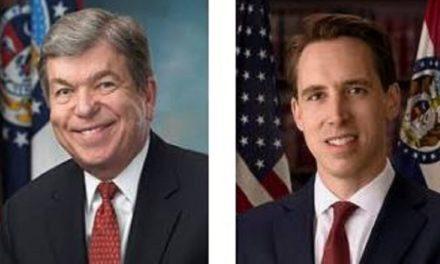 Missouri's Senators deep in impeachment issue