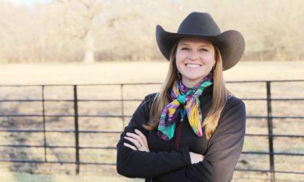 Kansas cowgirl goes viral attracting national interviews and wins award