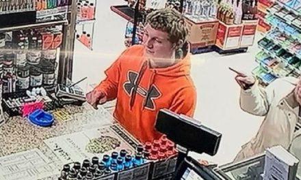 UPDATE:  Harrisonville Police Department identifies theft suspect