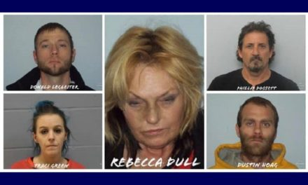 Johnson County Narcotics Unit and Warrensburg Police Department carry out felony drug arrests as weekend begins
