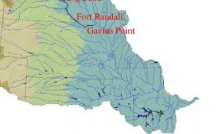 NEWSMAKER:  High soil moisture leads to more river run-off