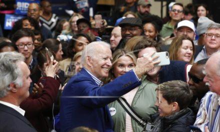 Joe Biden wins South Carolina's Democratic primary
