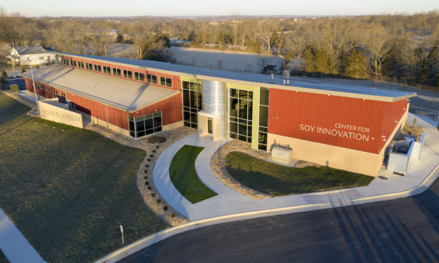 Grand opening of Center for Soybean Innovation