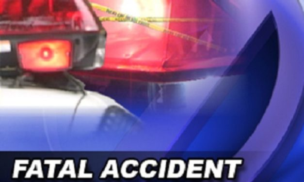 One dead in Andrew County crash.