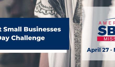 Missouri SBDC announces five-day small business challenge