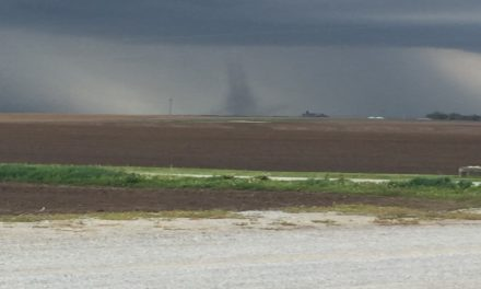 UPDATE: CLASSIFIED LAND SPOUT: Tornado spotted in Malta Bend