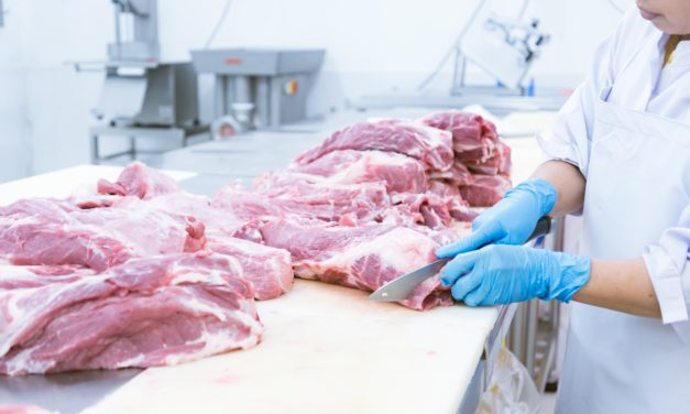 Judge rejects rule that let pork plants speed up production