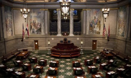 Missouri lawmakers pass pared-down state budget