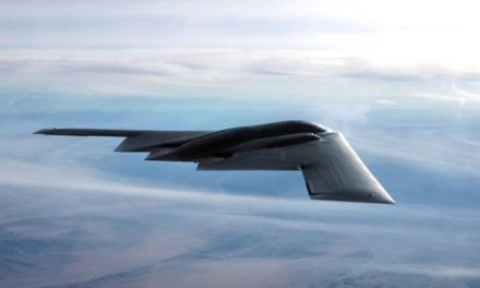 Stealth Bomber flyover to honor essential workers